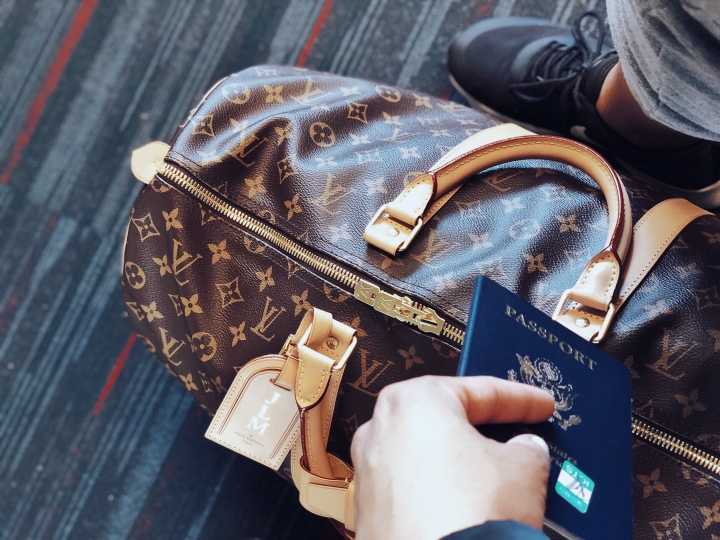 What's In My InternationalCarry-on?